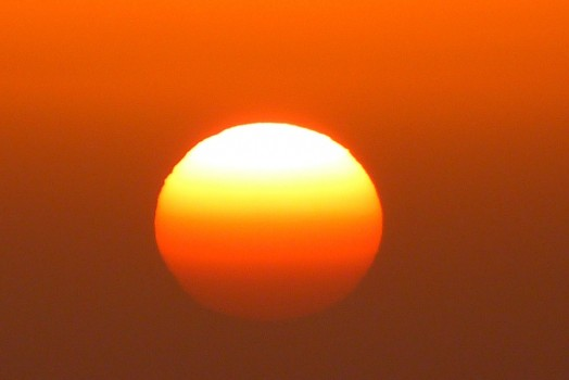 International: Heat Stress in the Middle East