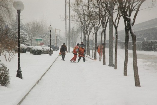 Snow day: the importance of winter PPE