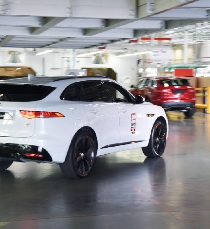 Jaguar Land Rover fined £900,000 after worker loses leg