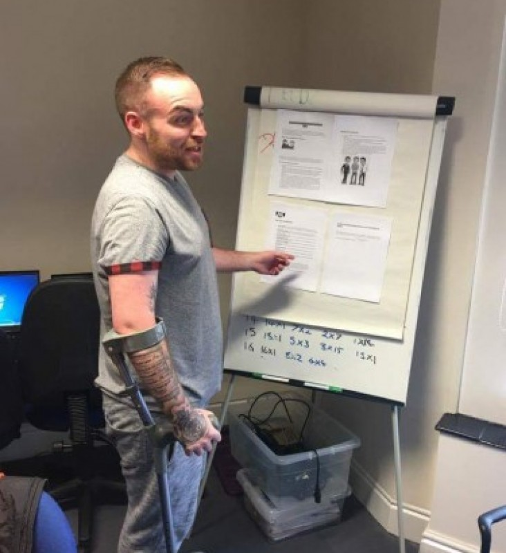 Health and safety training materials needed for equality not-for-profit